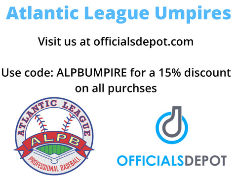 Atlantic League of Professional Baseball & Officials Depot