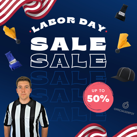 Labor Day Sale   Officials Depot