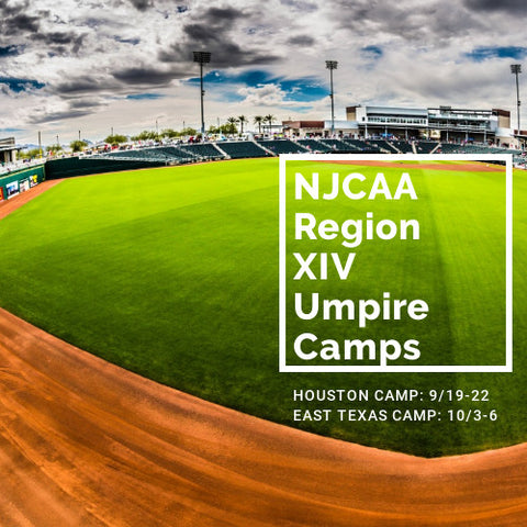 Region 14 Umpire Camp