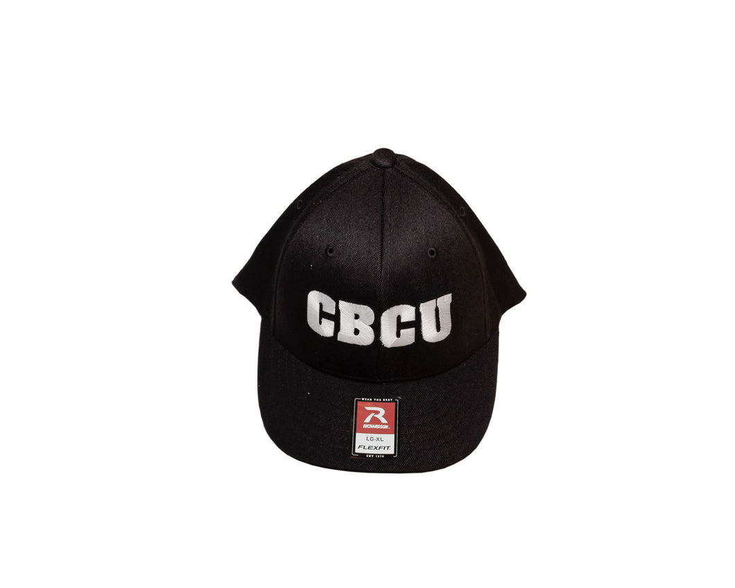 CBCU - Black Richardson Surge R-Flex Umpire Hat – Officials Depot 79d3601eb0c