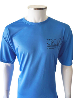 Approved CBCU Performance On Field Umpire T-Shirt for 2019-2020