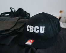 CBCU - Black Richardson PULSE FLEX FIT Umpire Hat - Officials Depot