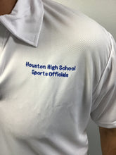 Houston High School Sports Official Performance Polo - Officials Depot