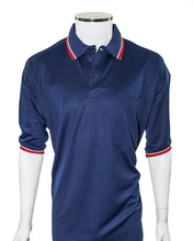 Major League Umpire Shirt- Navy - Officials Depot