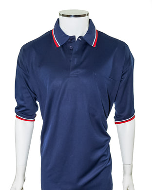 Major League Umpire Shirt - Navy (CLEARANCE) - Officials Depot