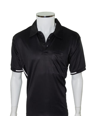 Pro Style Umpire Shirt - Black - Officials Depot