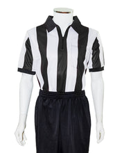 "2.5"" Striped Football Sublimated Referee Shirt - Officials Depot"