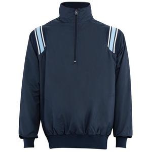Major League Umpire Jacket - Navy with Powder Blue & White Trim - Officials Depot