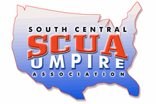 SCUA Umpire Hat - South Central Umpire Association - Officials Depot