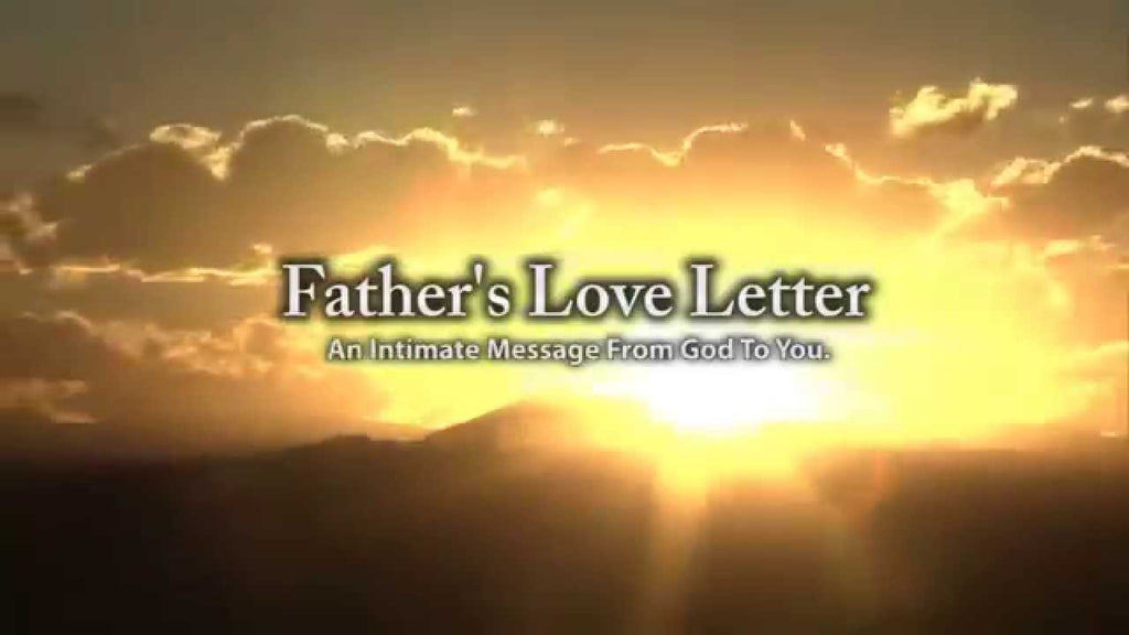 THE FATHER'S LOVE LETTER
