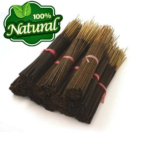 Bless-Frankincense-and-Myrrh 100%-natural-incense-sticks Handmade-hand-dipped The-best-woods-scent-500-Pack-(100x5): Home & Kitchen
