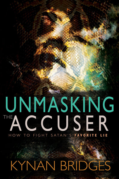 Unmasking the Accuser: How to Fight Satan's Favorite Lie: Kynan Bridges, James W Goll: 9781629118086: Amazon.com: Books