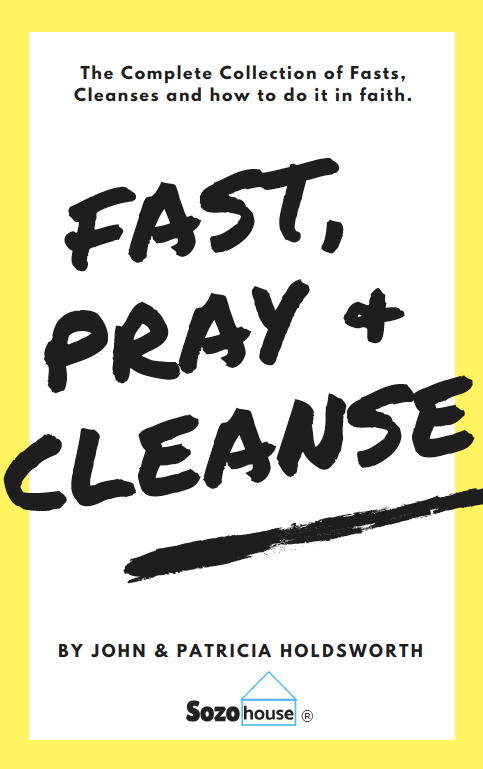 eBook: Fast, Pray & Cleanse