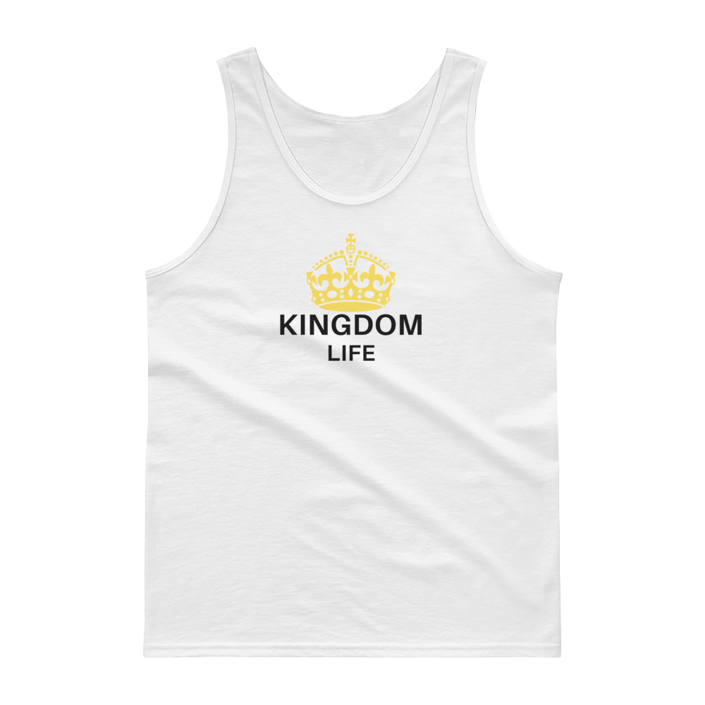 "Tank top ""Kingdom Life"""
