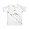 "Short sleeve kids t-shirt: ""Jesus is the Reason for the Season"""