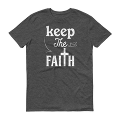 Short-Sleeve T-Shirt: Keep the Faith