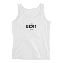 Ladies' Tank: I see Blessed people