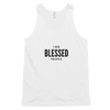 Classic tank top: I see Blessed people