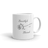 Mug: Beautiful and Blessed