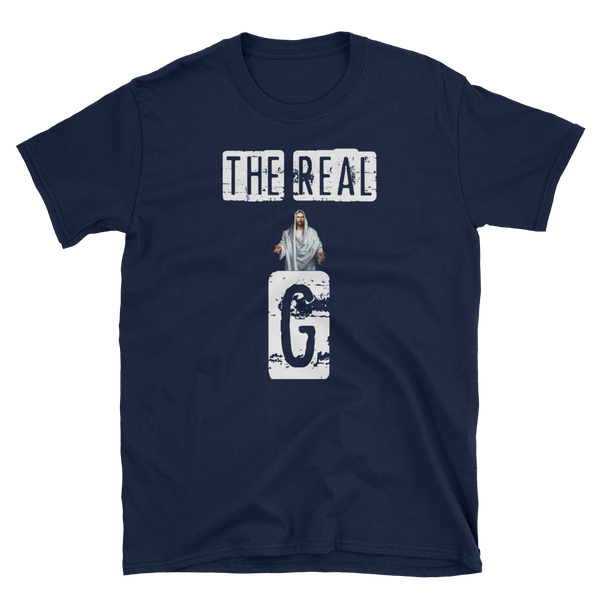 The Real G - Short-Sleeve Unisex T-Shirt