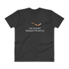 "V-Neck T-Shirt ""The Shofar"""