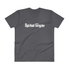 Spiritual Gangster - V-Neck T-Shirt