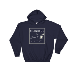 Hooded Sweatshirt:
