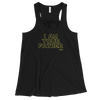 "Women's Flowy Racerback Tank ""I AM YOUR FATHER"""