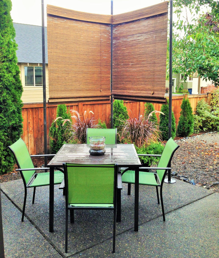 Turn Your Patio Into a Private Oasis