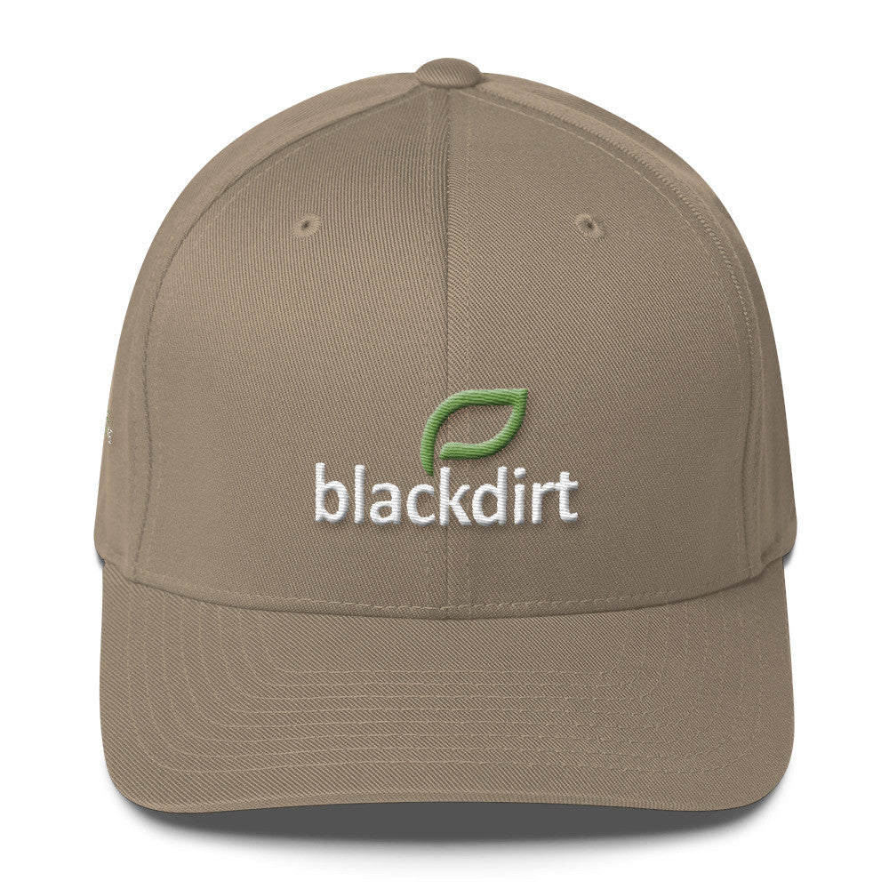 Black Dirt Flexfit Hat