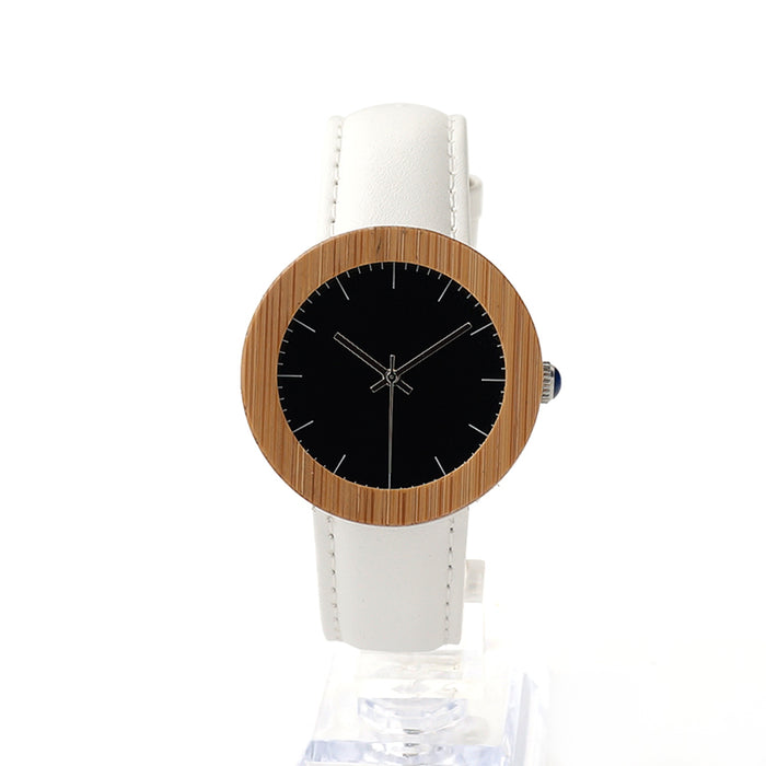 One Track // Personalised Wooden Watch