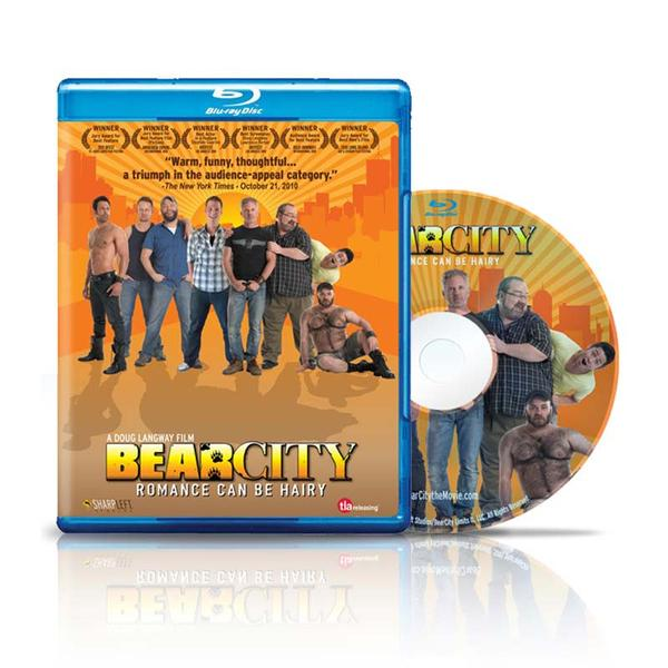 BearCity BLU RAY - Free Shipping!