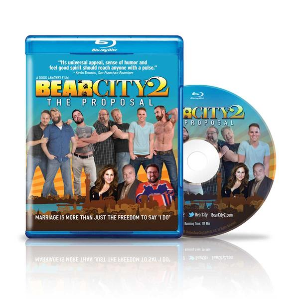 BearCity 2 BLU RAY