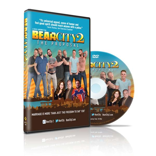BearCity 2 DVD – Free Shipping!