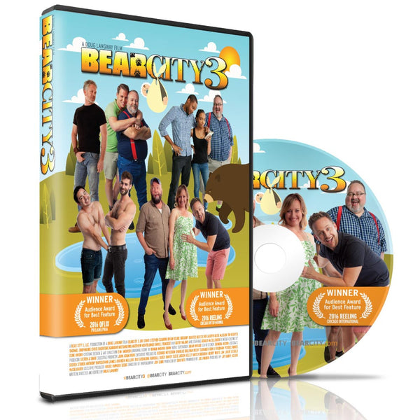 BEARCITY 3 DVD – Free Shipping!