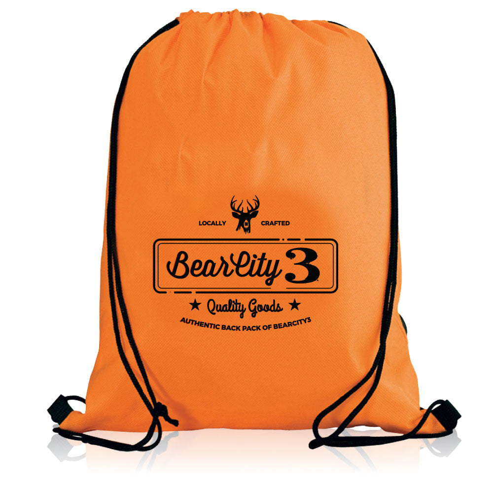 BearCity 3 Back Pack