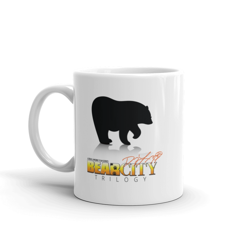 Bear City Mug - Lefty