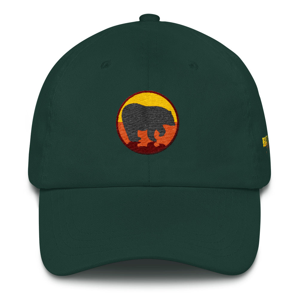 Bear City Daddy Cap