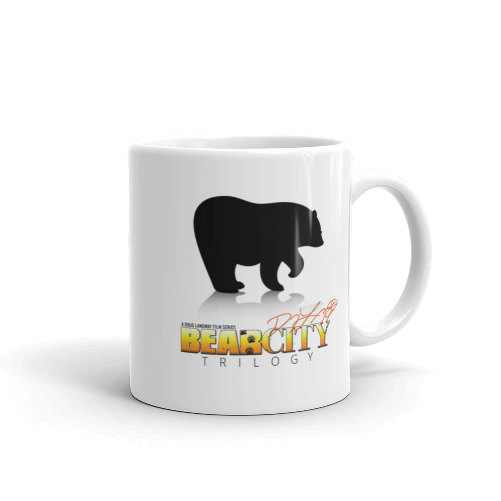 Bear City Mug - Righty
