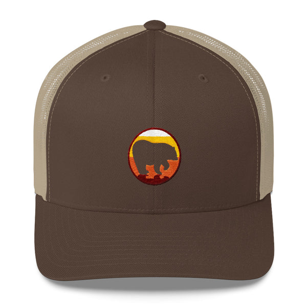 Bear City Trucker's hat