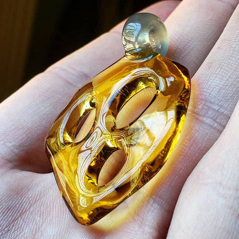 Shatter Pendant (Made to order)