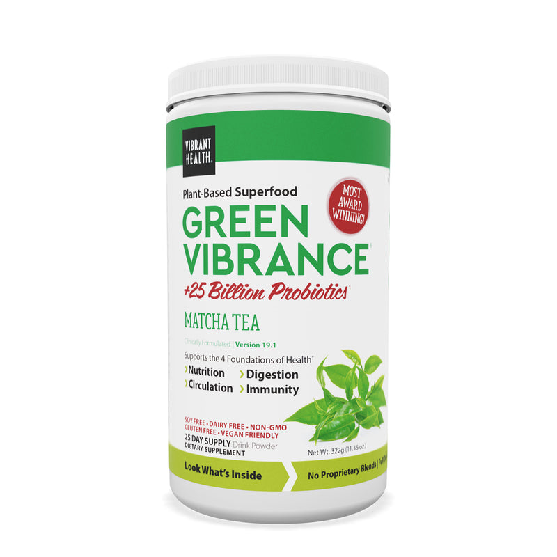 Green Vibrance Matcha Tea
