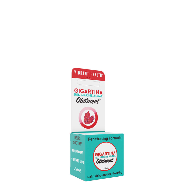 Gigartina Red Marine Algae Ointment