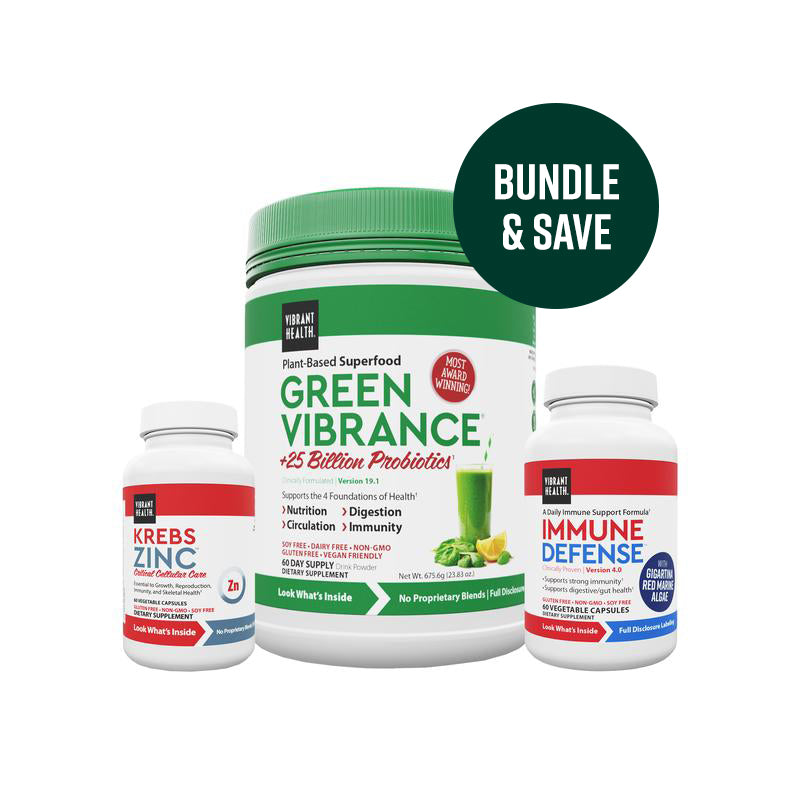 Immunity Plus Bundle