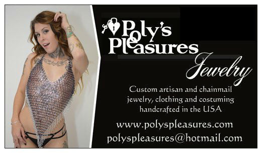 Poly's Pleasures Jewelry