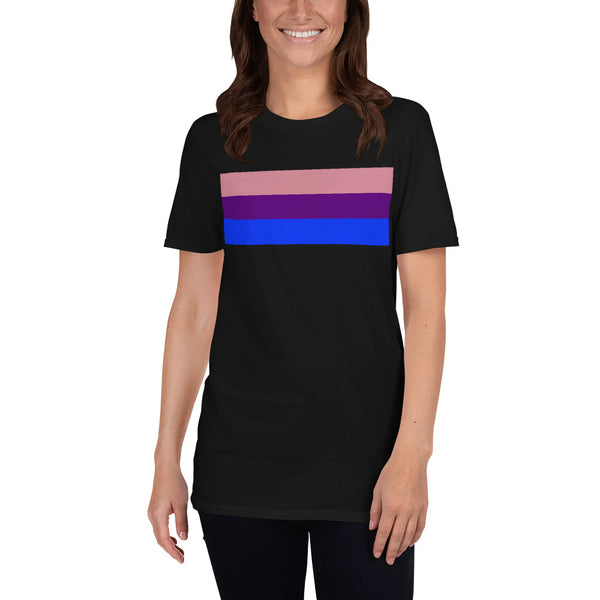 """Bi Pride Flag"" T-Shirt"