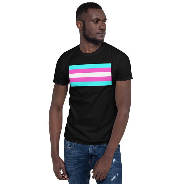 """Transgender Pride Flag"" T-Shirt"