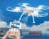 SYMA X8C X8W X8G 2.4G 4CH 6 Axis Professional FPV Drone With 8MP(X8G) HD Camera & WIFI