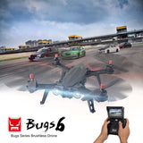 MJX Bugs 6 Brushless RC Drone with 720P HD Camera