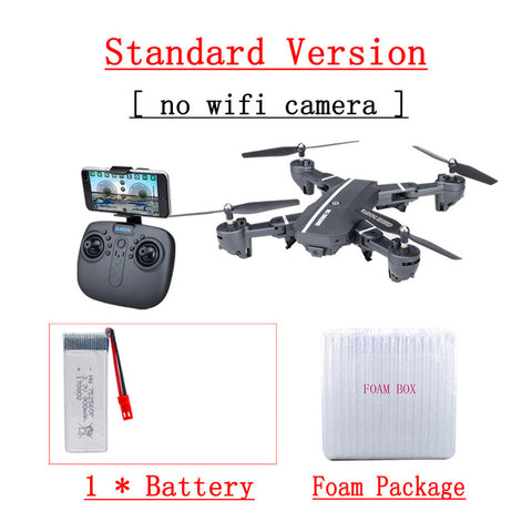 RC Foldable Selfie Drone with WIFI &Camera